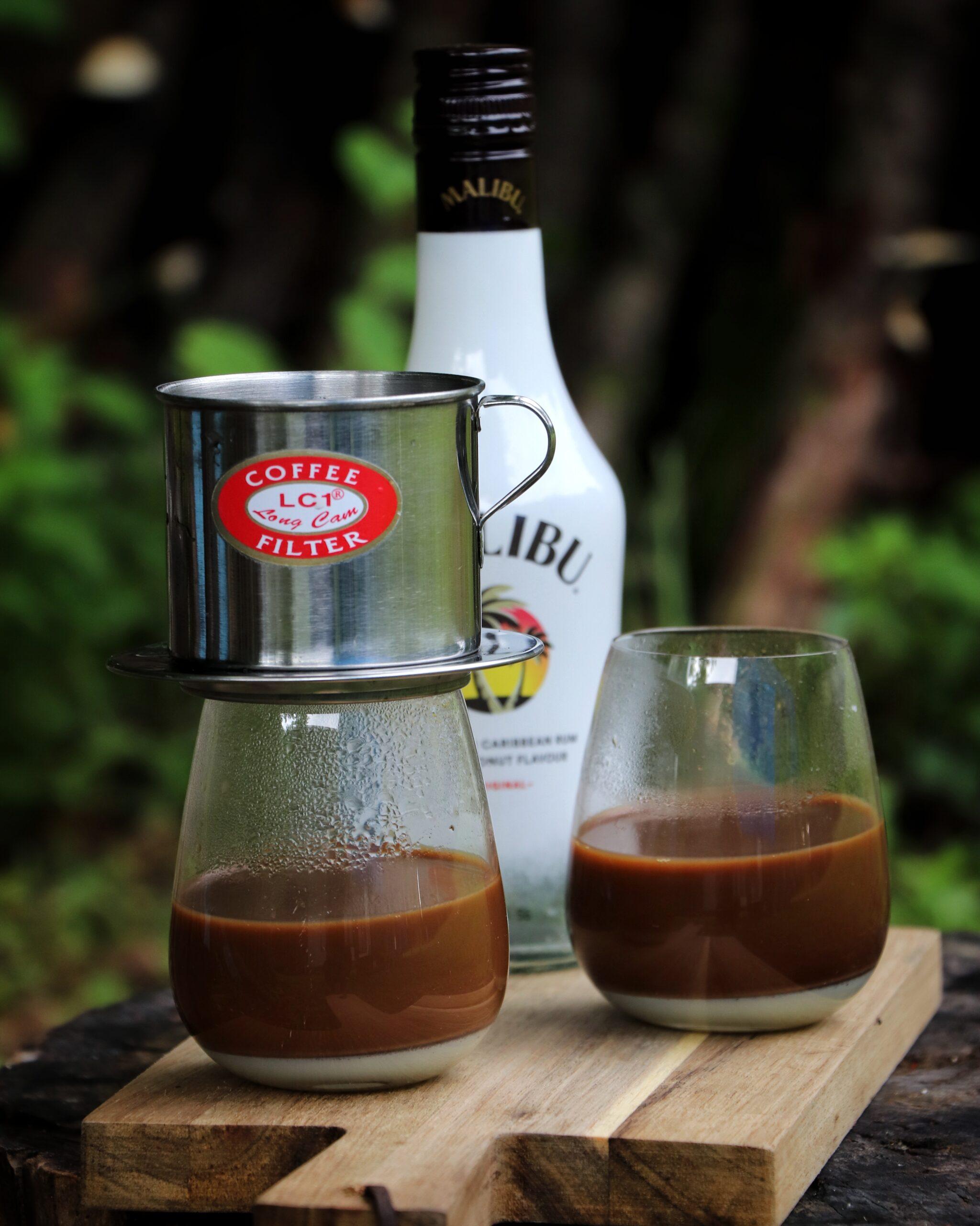 マリブベトナムコーヒー